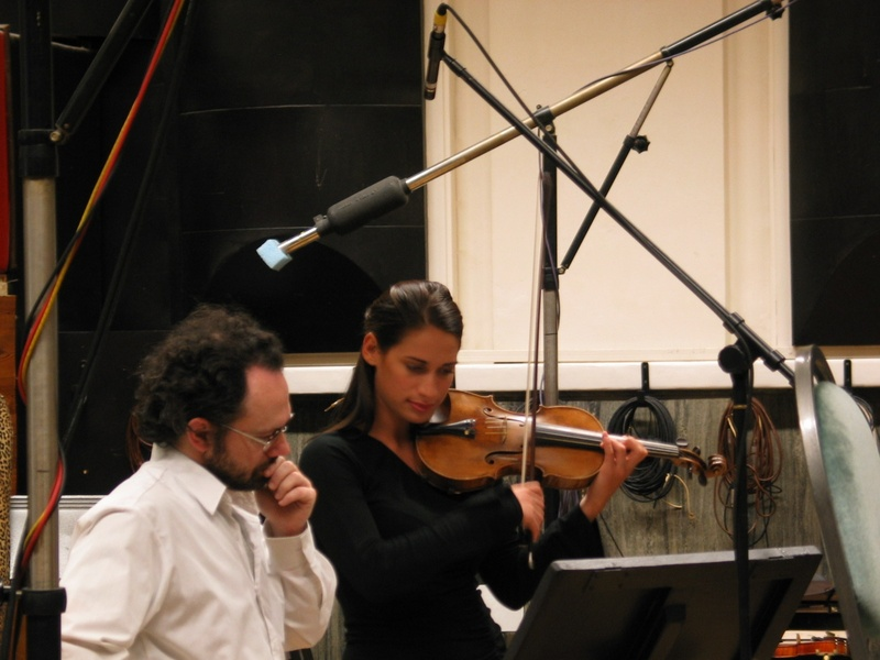 Recording 'Classical Destinations' in Prague